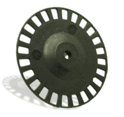 Replacement Plastic Encoder Wheel  [ENCWHLPLAS] : GroovyGameGear